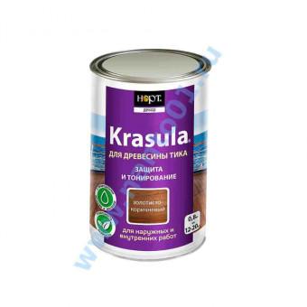 KRASULA (красула) для древесины тика  в наличии, купить по цене завода в Москве по цене завода.