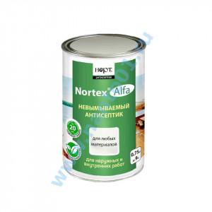 NORTEX-Alfa - невымываемый антисептик на алкидной основе