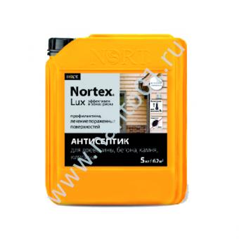 Нортекс-Люкс (Nortex-Lux)  — антисептик для бетона, камня, кирпича в наличии по цене завода в Москве по цене завода.