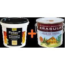 Пирилакс + Красула – оптимальный двухкомпонентный ОГНЕБИОДЕКОР
